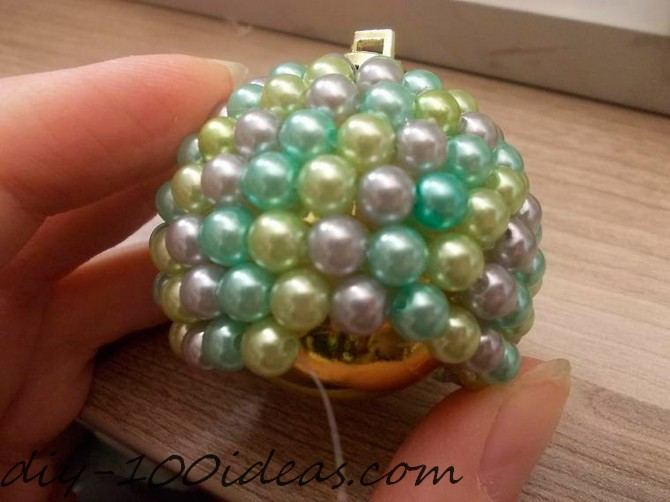 christmas ball decoration idea (7)
