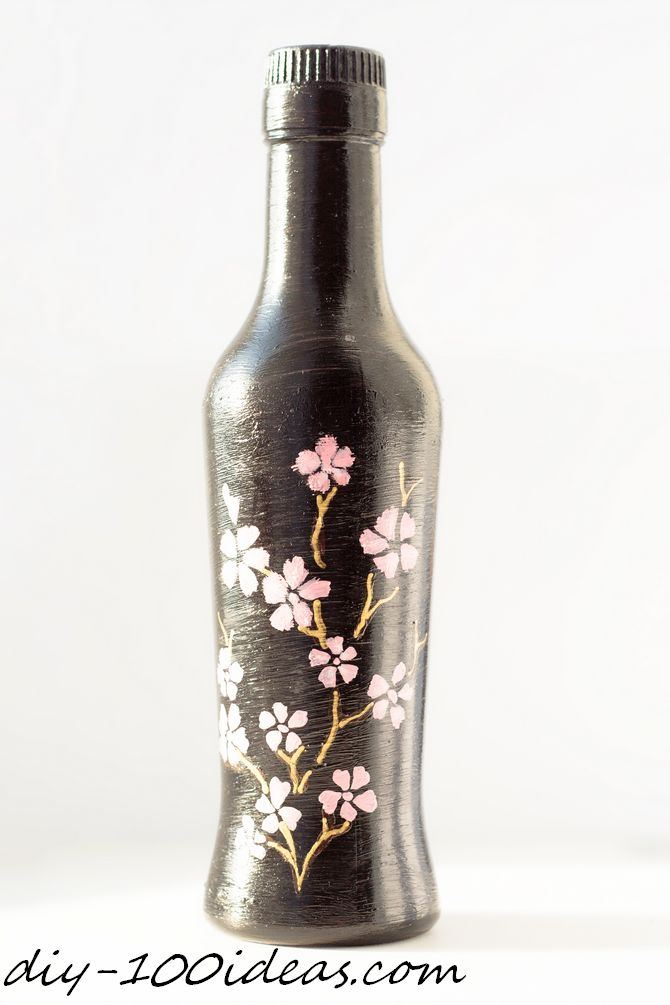 wine bottle decoration ideas(2)