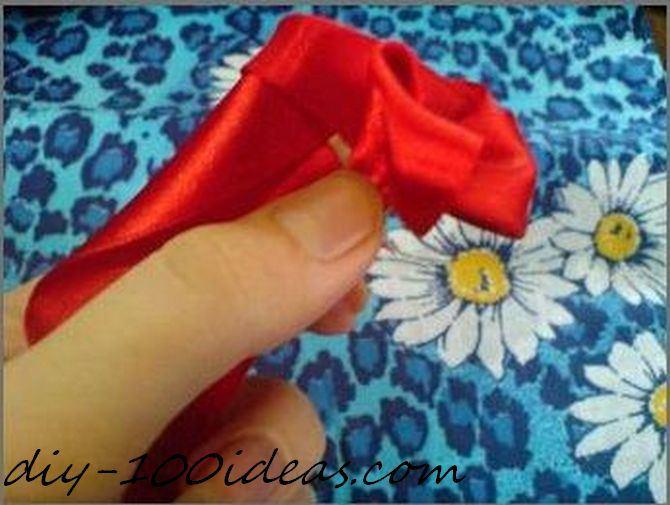ribbon roses tutorial (6)