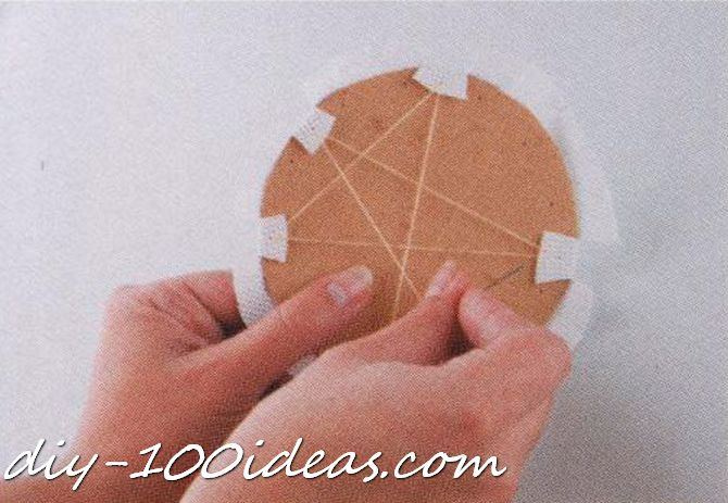 Free cross stitch pattern Dreamcatcher (2)
