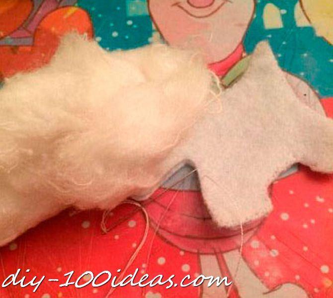 Scottie dog felt brooch (4)