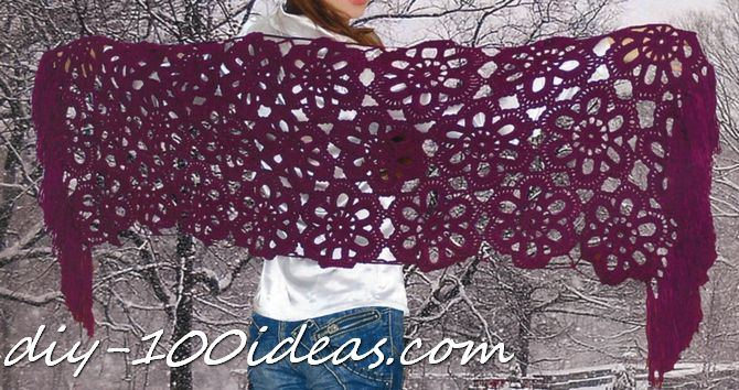 free crochet shawls patterns (3)