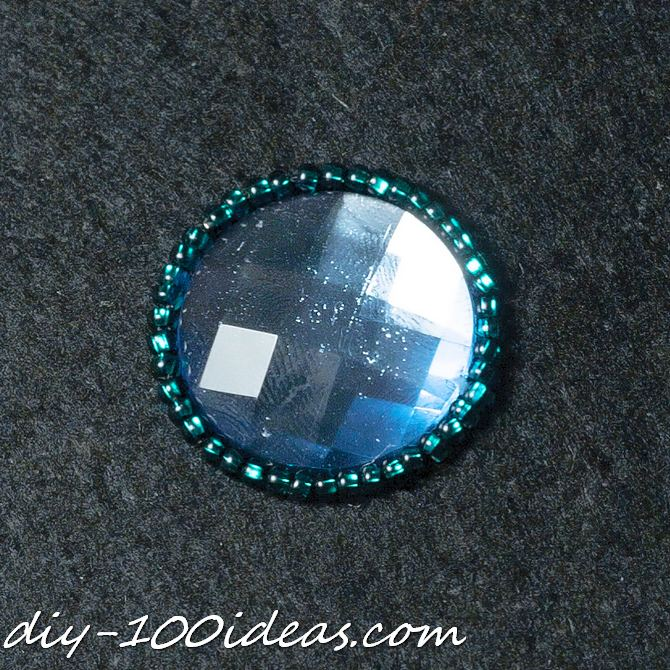 DIY beaded brooch (3)
