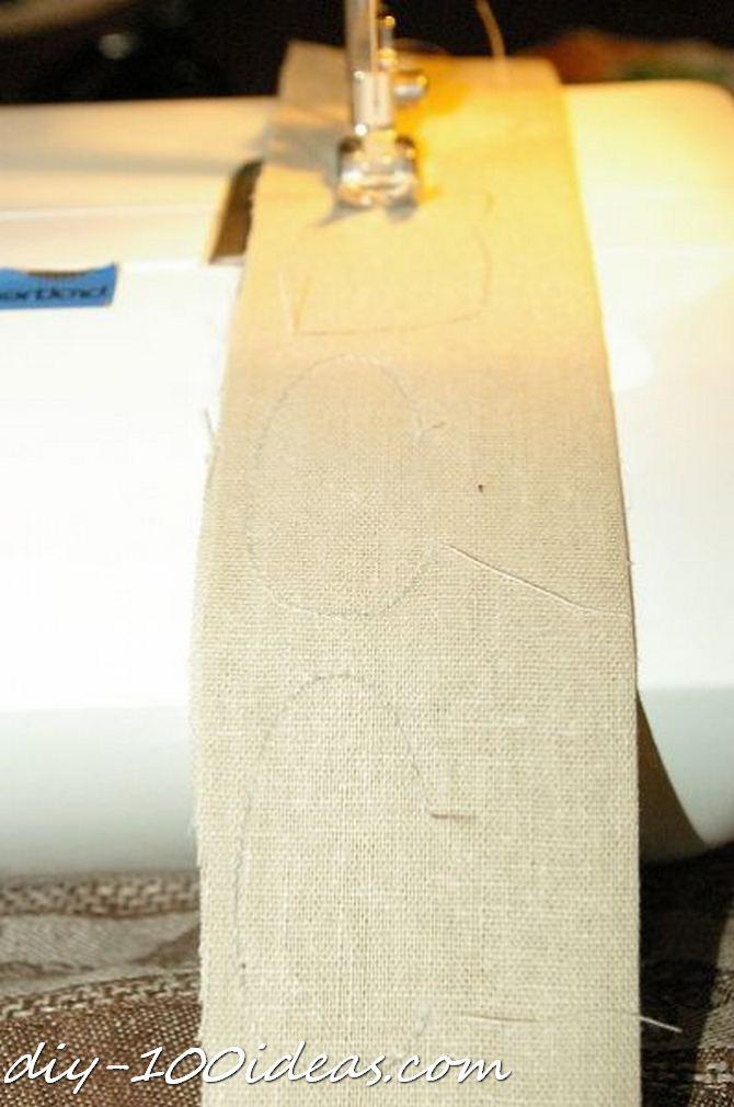 Free sewing pattern Tilda cat (11)