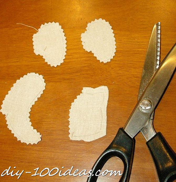Free sewing pattern Tilda cat (5)