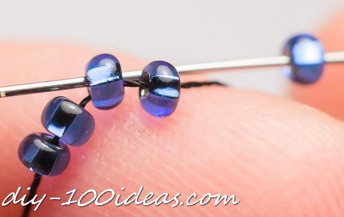diy beaded bracelets (13)