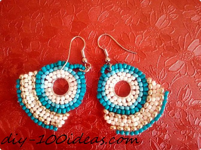 earrings diy ideas (15)
