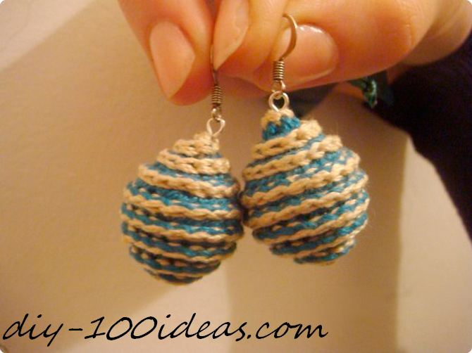 earrings diy ideas (23)