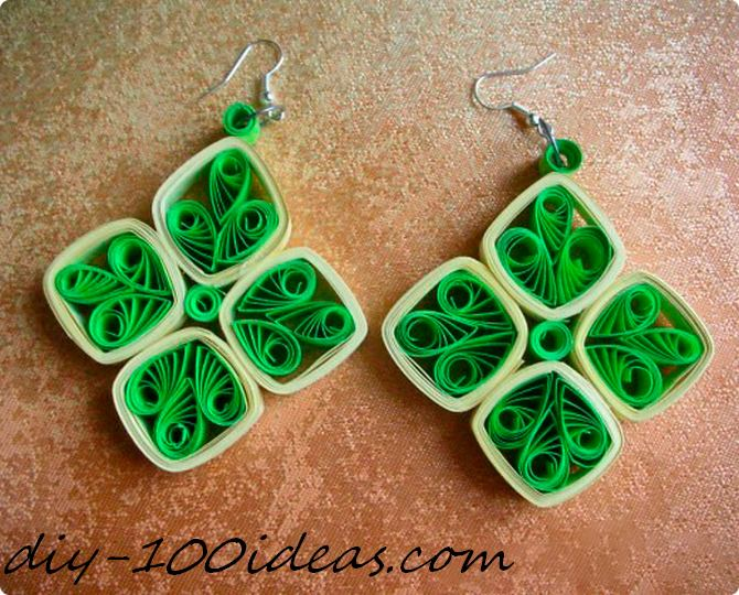 earrings diy ideas (25)