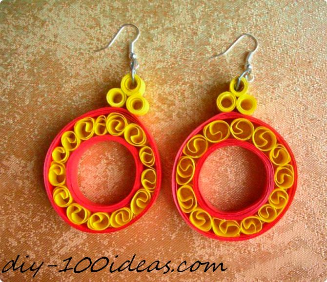 earrings diy ideas (26)