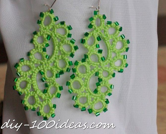 earrings diy ideas (30)