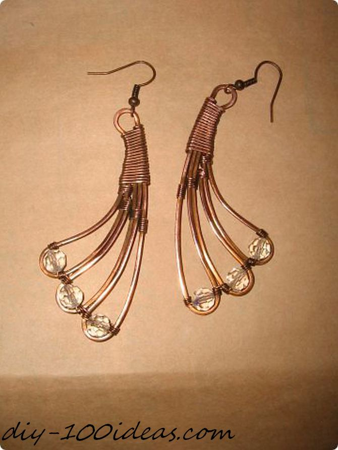 earrings diy ideas (3)