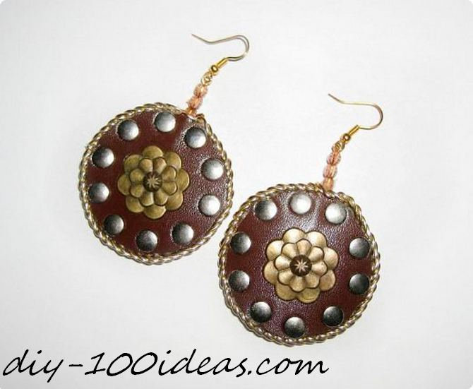 earrings diy ideas (5)