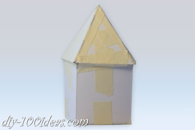 Salt dough House (5)