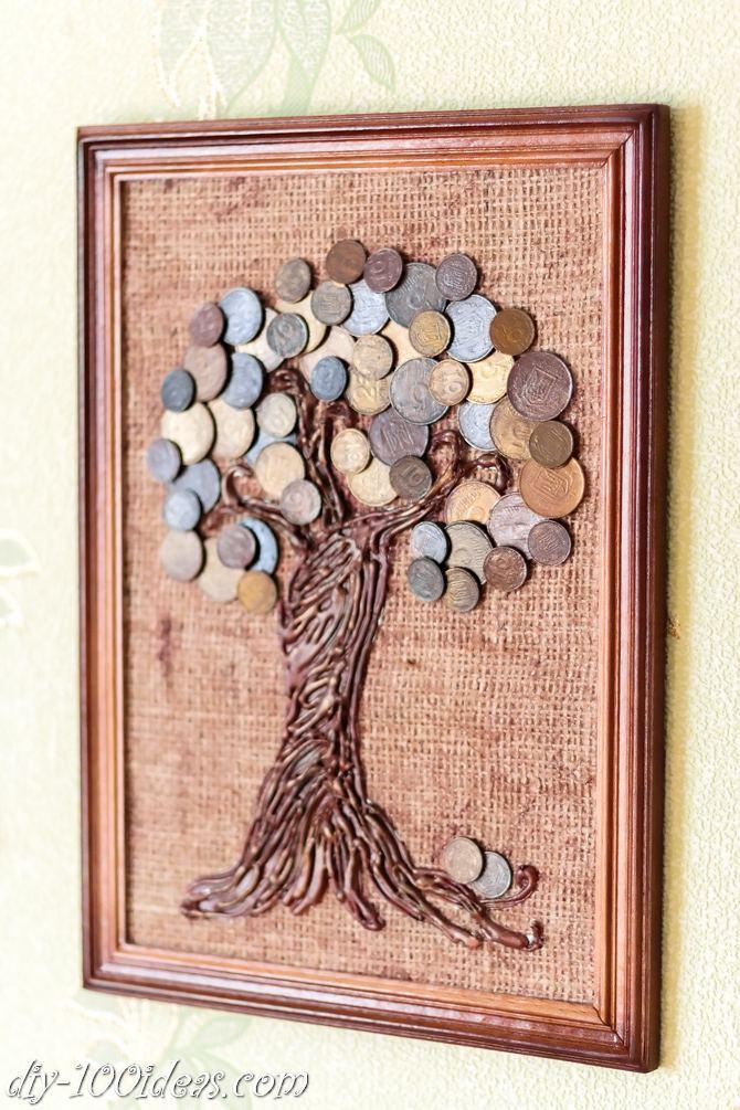 Diy Money Tree Diy 100 Ideas