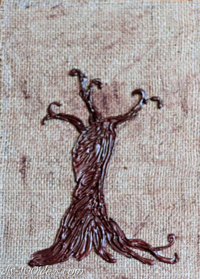 diy money tree (8)