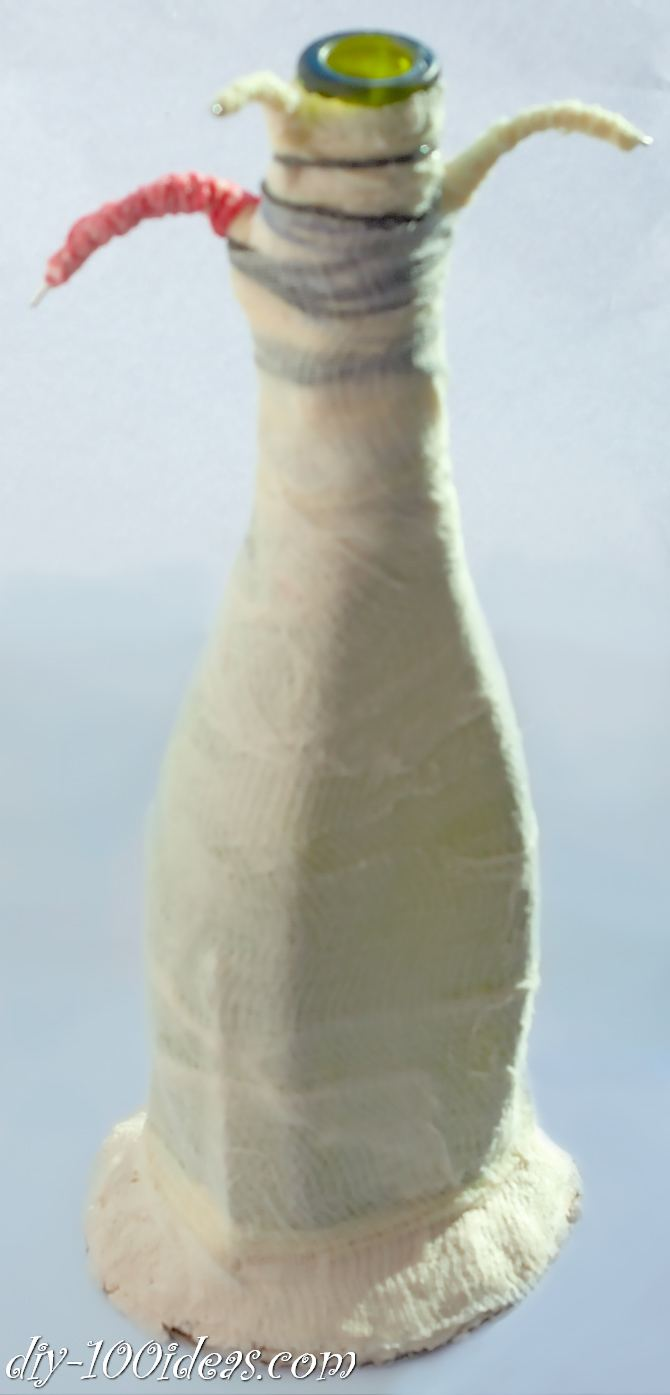 Tree from wine bottle (13)