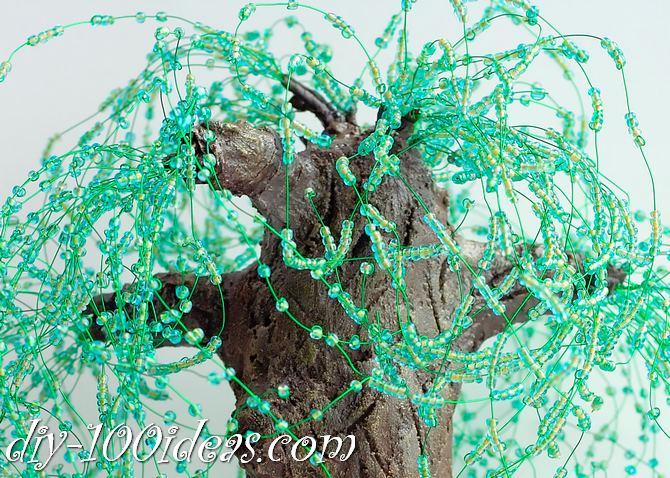 Tree from wine bottle (2)