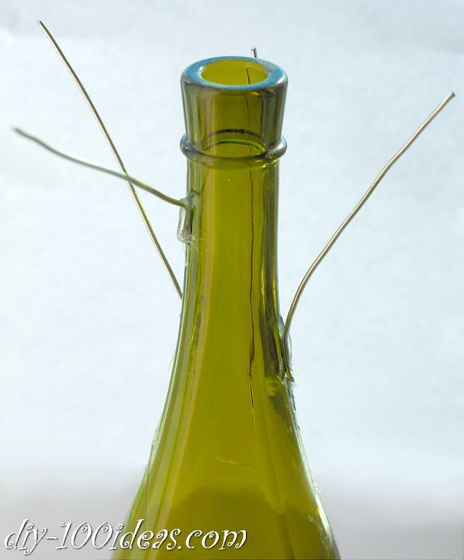 Tree from wine bottle (8)