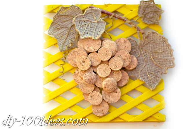 grape from wine corks (1)
