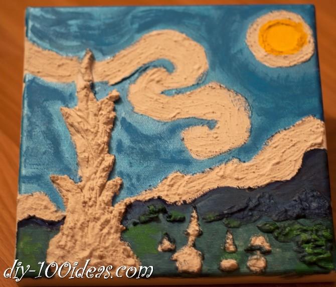 Van Gogh Sttary night (20)