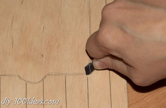 diy key holder (5)