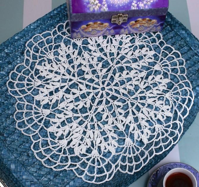 Snowflake Doily (1)