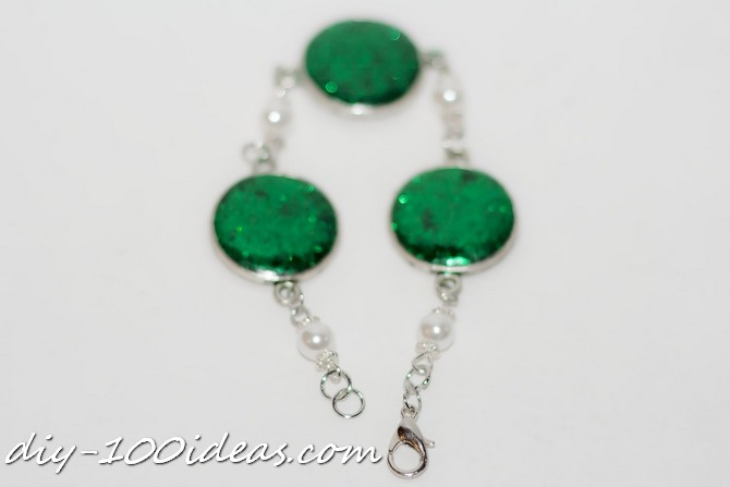 glitter Resin Jewellery (9)