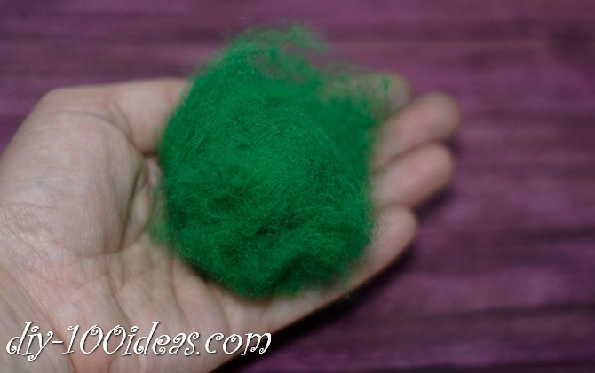 needle felted brooch four leaf clover (2)