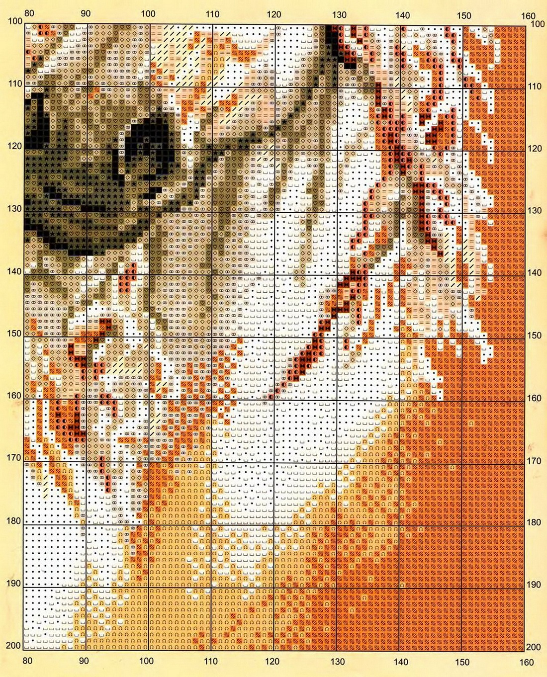 Cross Stitch Pattern Unicorns | DIY 100 Ideas