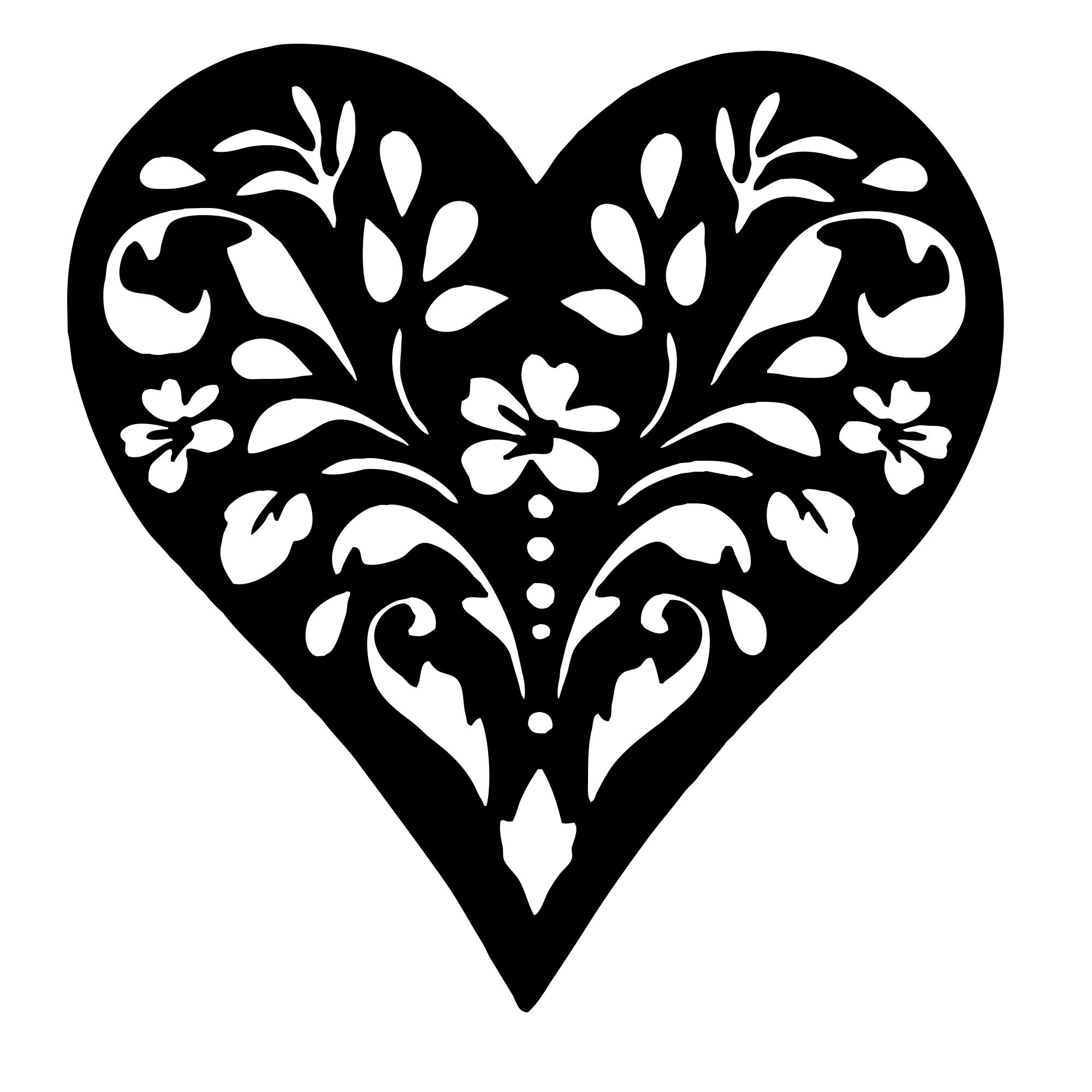 Valentine Heart Craft Ideas