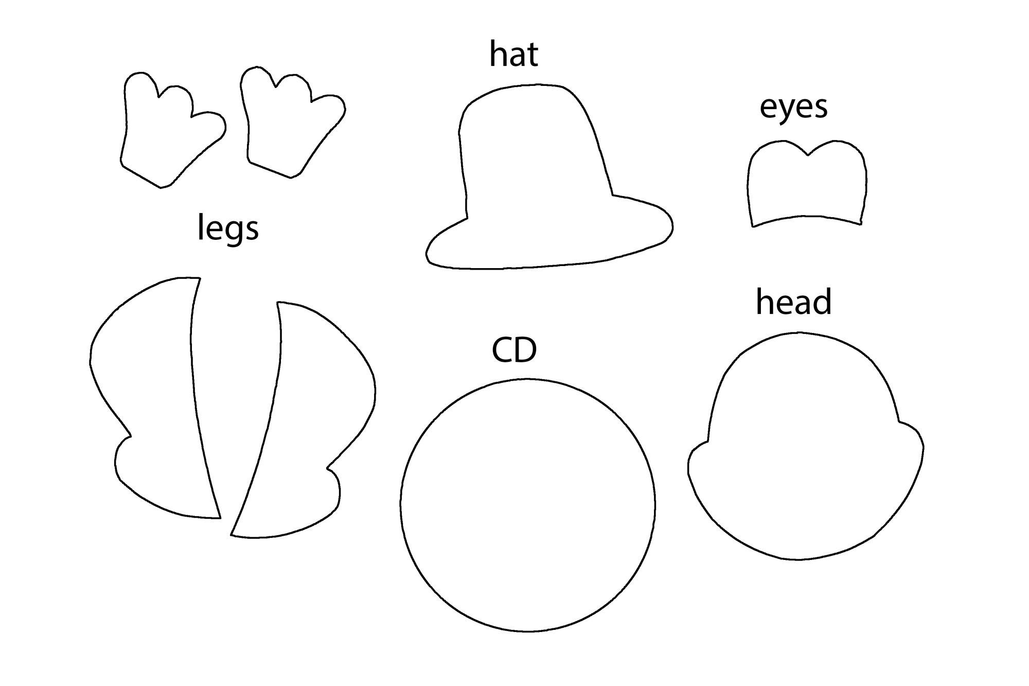 Cd Frog Craft Diy 100 Ideas