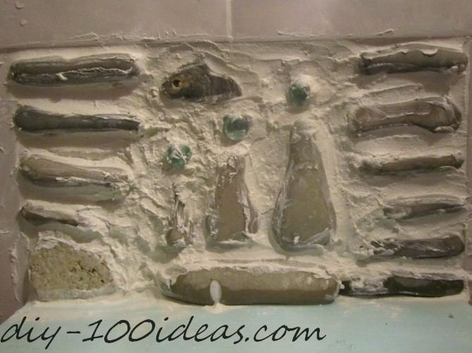 Stone Wall Art Decoration (3)