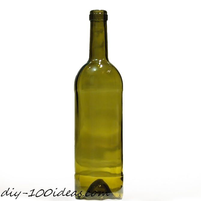 DIY wine bottle decor (2)