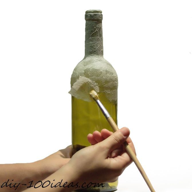 DIY wine bottle decor (3)