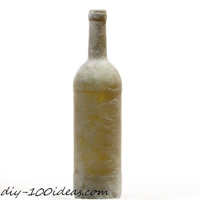 DIY wine bottle decor (4)