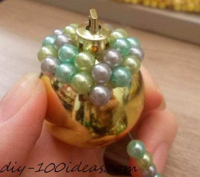 christmas ball decoration idea (3)
