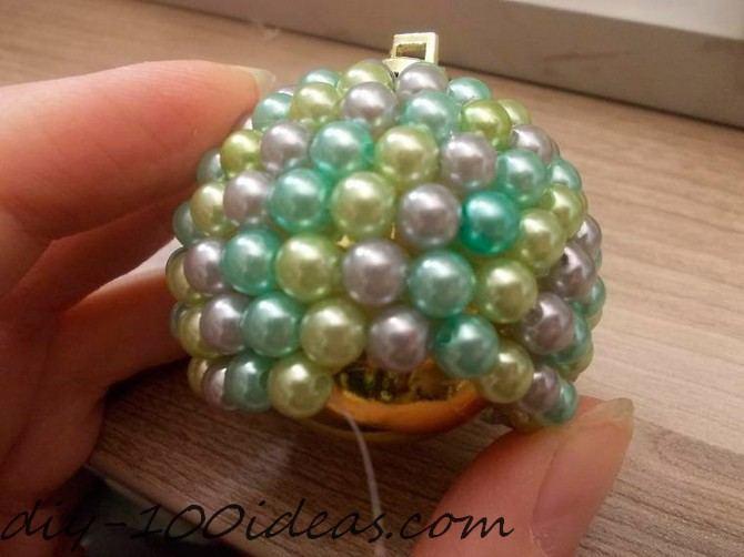 christmas ball decoration idea (7)
