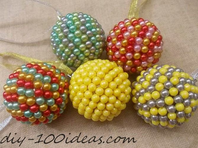 christmas ball decoration idea (9)