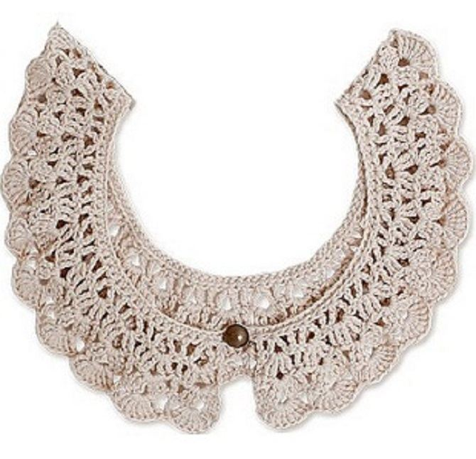 crochet collar pattern free (13)