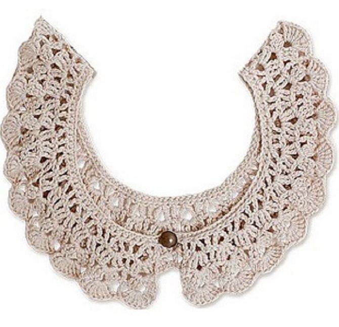 crochet collar pattern free (13)
