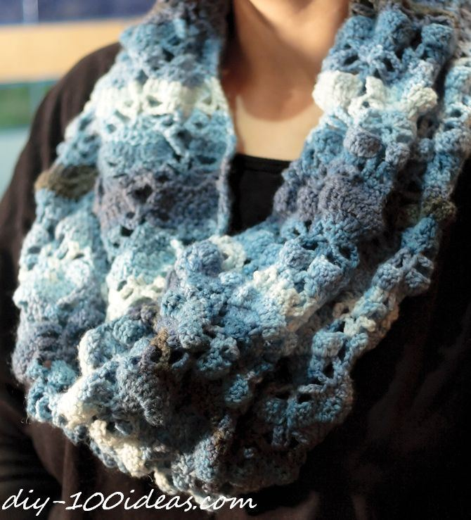 Сrochet snood pattern (1)