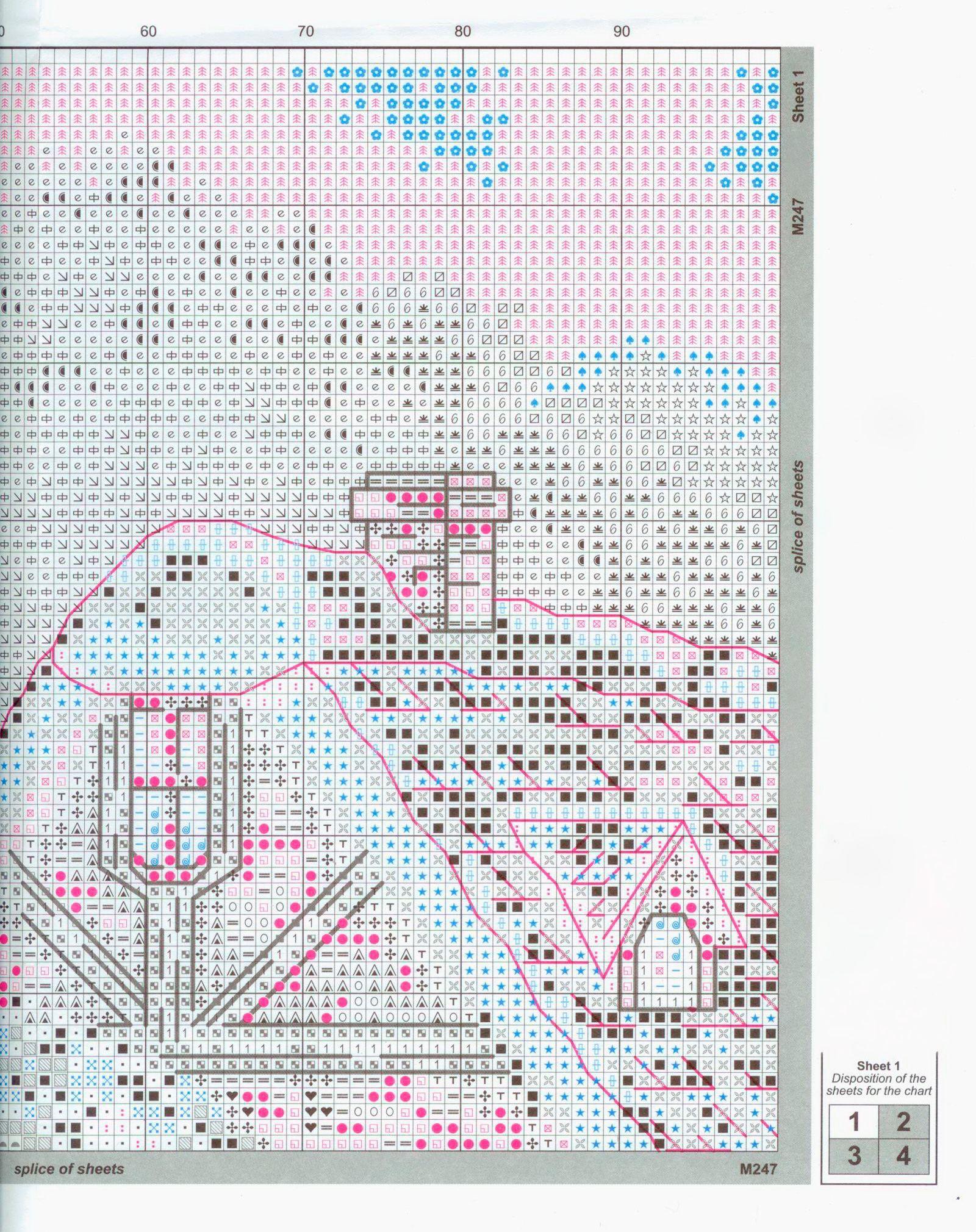 cross stitch home sweet home (4)