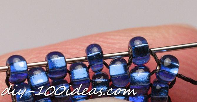 diy beaded bracelets (8)