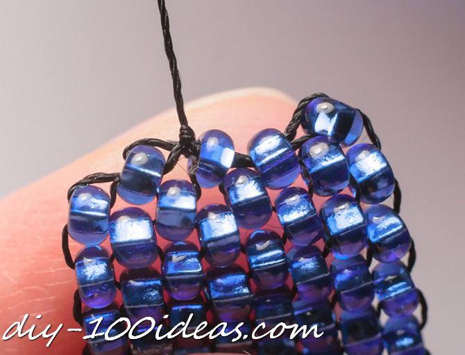 diy beaded bracelets (9)