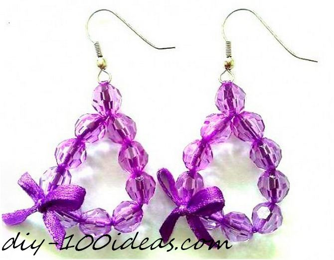 earrings diy ideas (11)