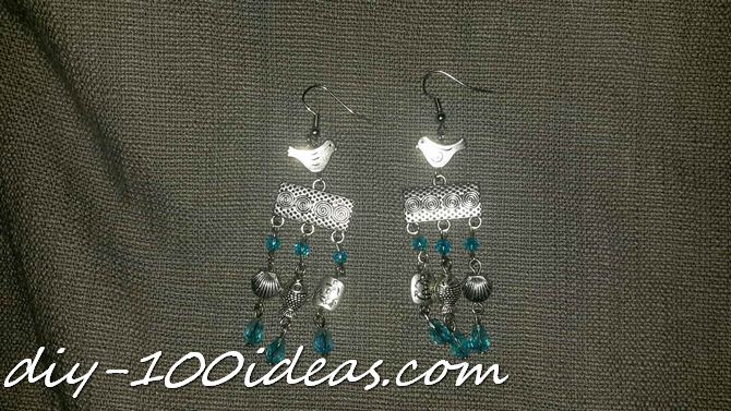 earrings diy ideas (13)