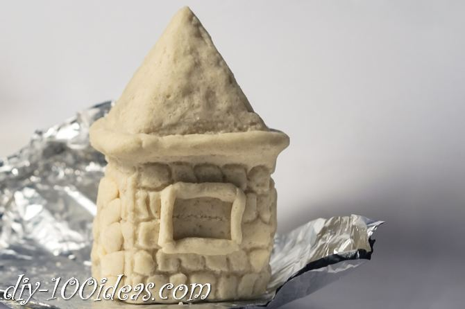 Salt dough House (8)
