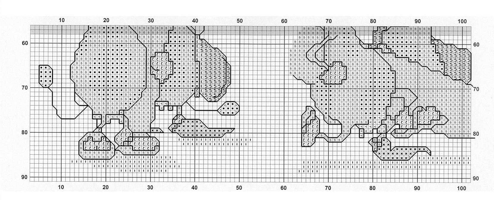 cross stitch cow pattern free (6)