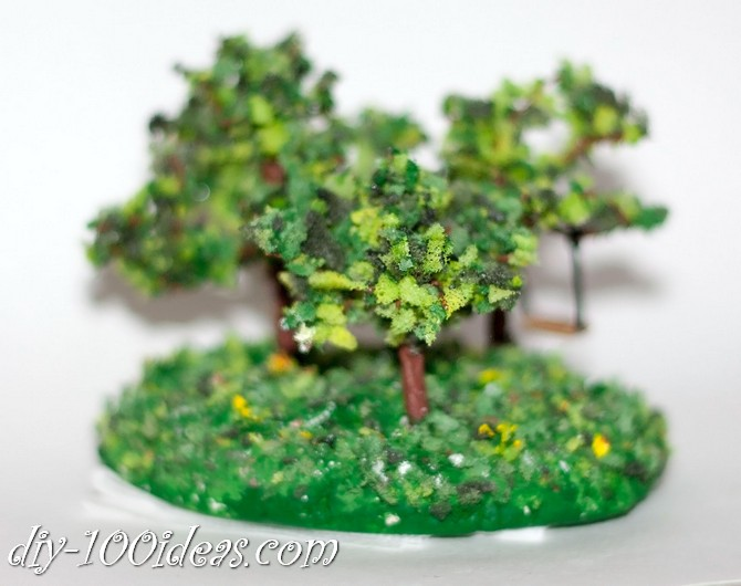how to make miniature trees (1)